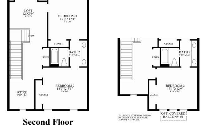 Spanish Colonial Floor Plans Danutabois