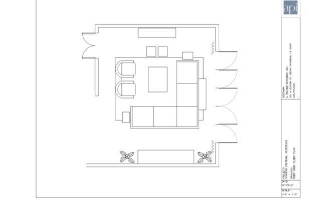 Spanish Colonial Floor Plans