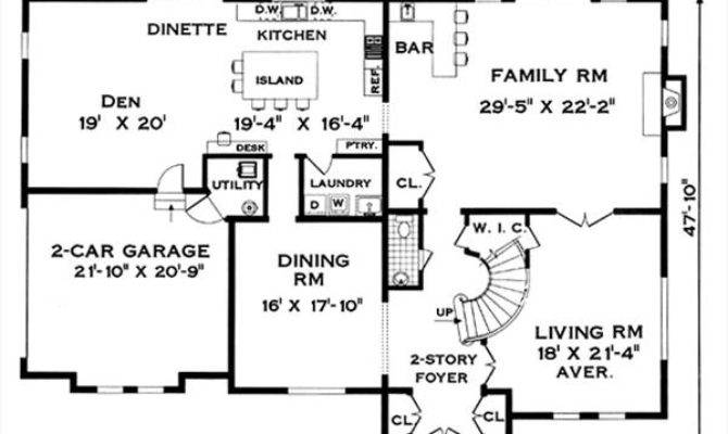 Spanish Colonial Home Designs Unique House Plans