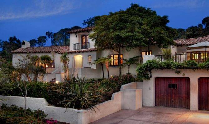 Spanish Colonial Revival Offers Space Year Round
