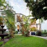 Spanish Colonial Style Courtyard Pinterest