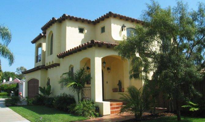 Spanish Colonial Style Home Pinterest