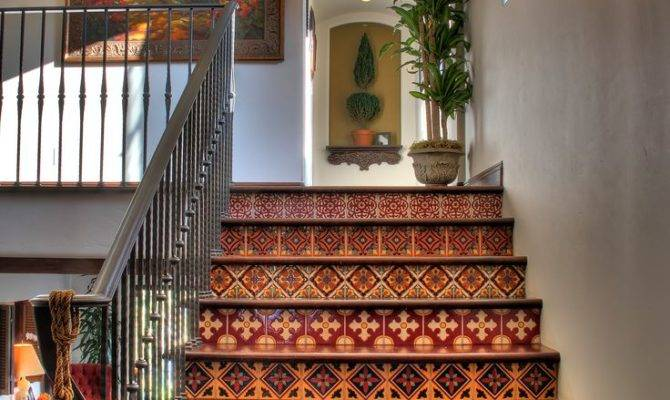 Spanish Colonial Style Homes Interiors