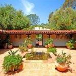 Spanish Courtyard Garten Pinterest