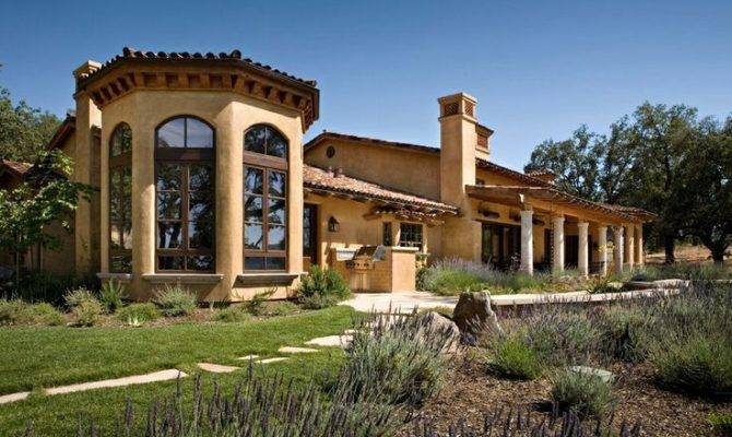 Spanish Hacienda Home Moms House Pinterest