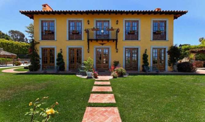 Spanish Hacienda Style Decor Home Design Reviews