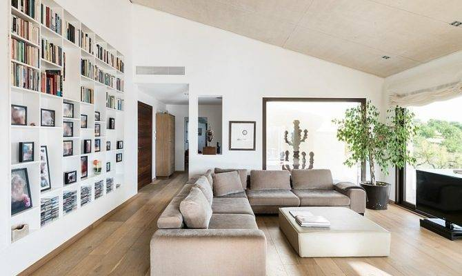 Spanish Home Comfortably Contemporary Open