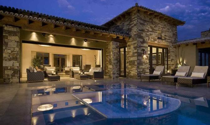 Spanish Homes Designrulz