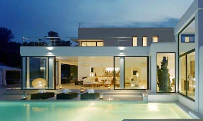 Spanish House Architecture Design Ibiza Dream Residence