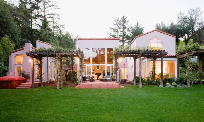 Spanish Mediterranean Design Shown Here Original Home
