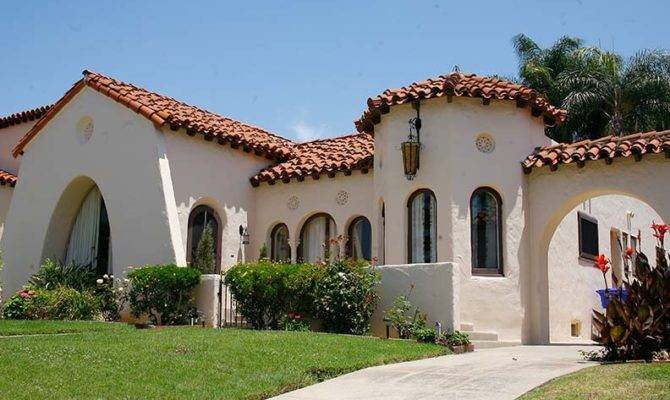 Spanish Mission House Designs Home Style