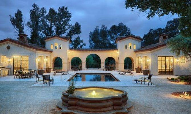 Spanish Mission House Styles Home Design Style