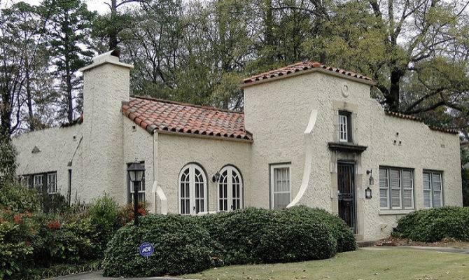 Spanish Mission Style Home Homewood Alabama Flickr