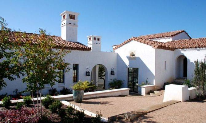 Spanish Residential Architecture