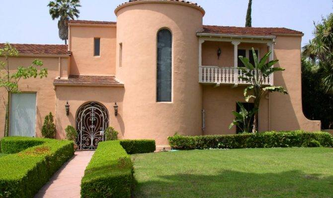 Spanish Revival Architectural Styles America Europe
