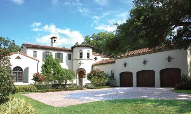Spanish Revival Exterior