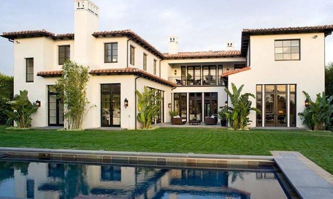 Spanish Revival Home Ideas Dos Vientos