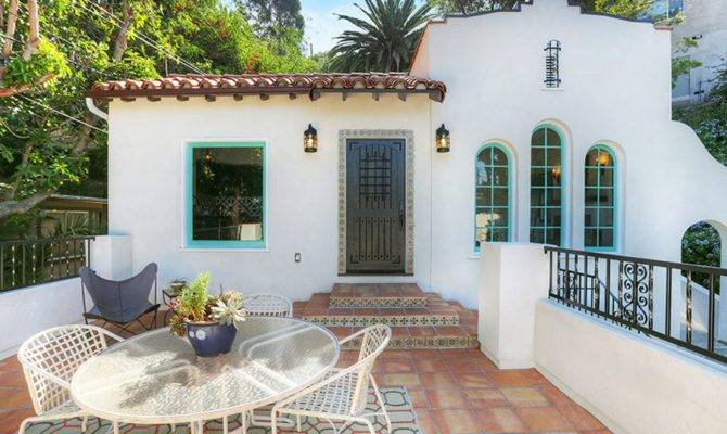 Spanish Revival Mess Franklin Hills Remade Into