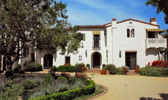Spanish Revival Style Home Pinterest