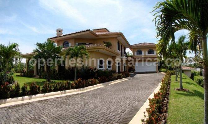 Spanish Style Estate Villa Sale Garita Code