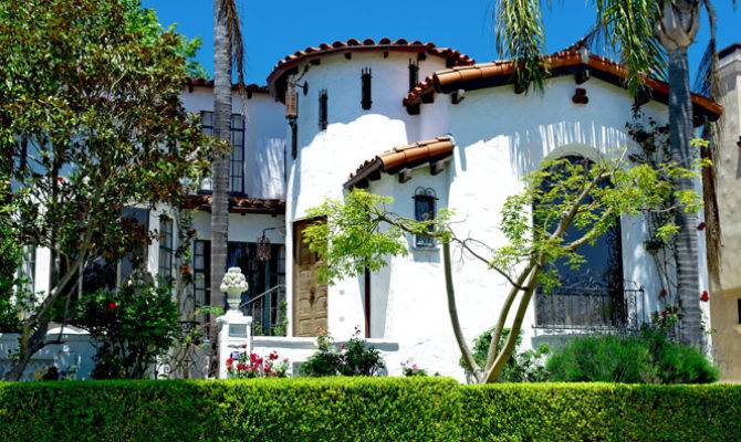 Spanish Style Ranch Homes Ideas House Old