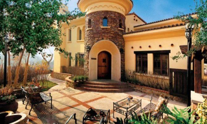 Spanish Style Villa Design