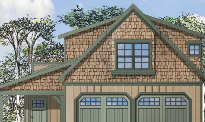 Special House Plans Detached Garage Apartments Danutabois