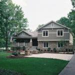 Special Plus Front Porches Split Level Homes Home Design