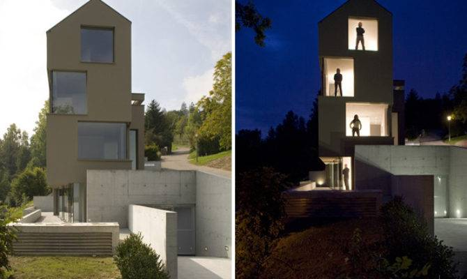 Spectacular Narrow Houses Their Ingenious Design
