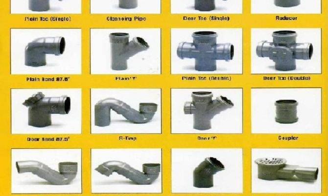 Spectacular Plastic Plumbing Pipe Types Building House Plans 148443