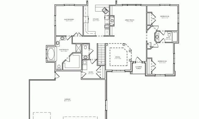 Split Bedroom Plan Your Inspirational Home Designing