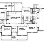 Split Bedroom Ranch Home Plan Architectural Designs