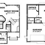 Split Floor Plan