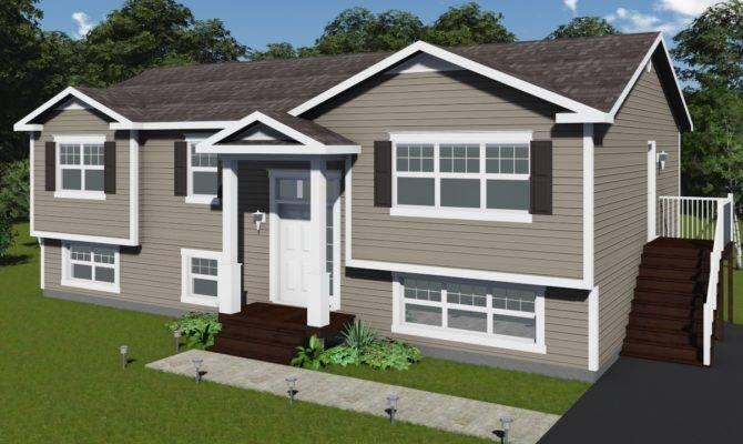 Split Hollyfield Floor Plan Home Designs