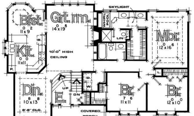 Split House Plans Design Basics
