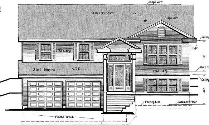 Split House Plans