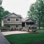 Split Level Addition Remodel Carmel Indiana Gettum Associates