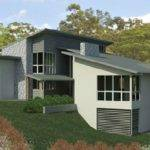 Split Level Contemporary Home Design Tony