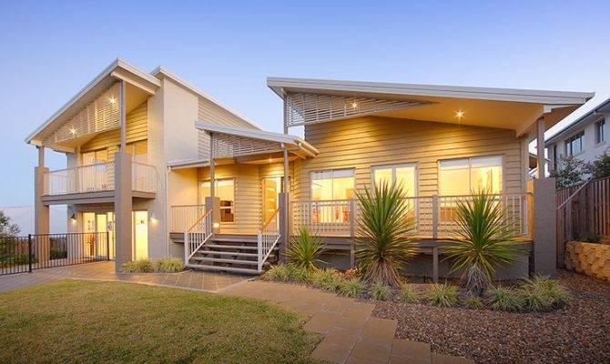 Split Level Home Design House Pinterest