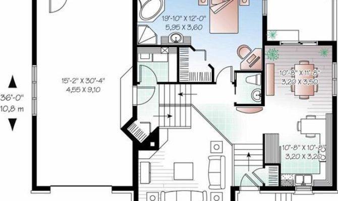 Split Level House Designs Plan Collection