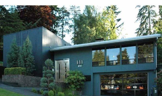 Split Level House Plans Home Exterior Design Ideas