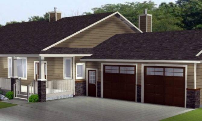 Split Level House Plans Walkout Basement Elegant