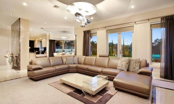 Split Level Living Room Decorating Ideas