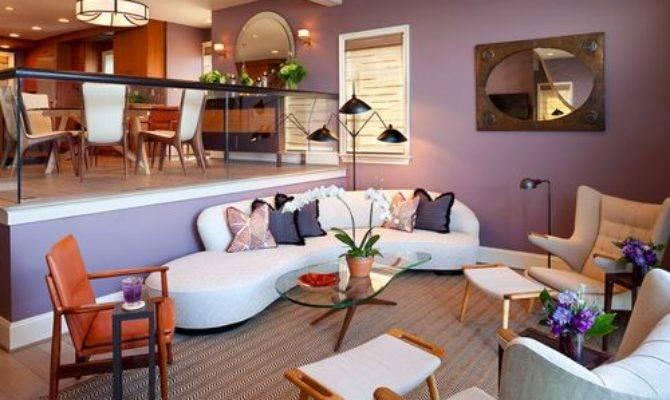 Split Level Living Room Houzz