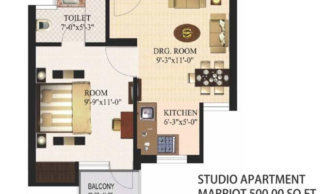 Sqft Studio Apartment Floor Plan Latest House Plans 107754,Dog Toilet Paper Holder Stand