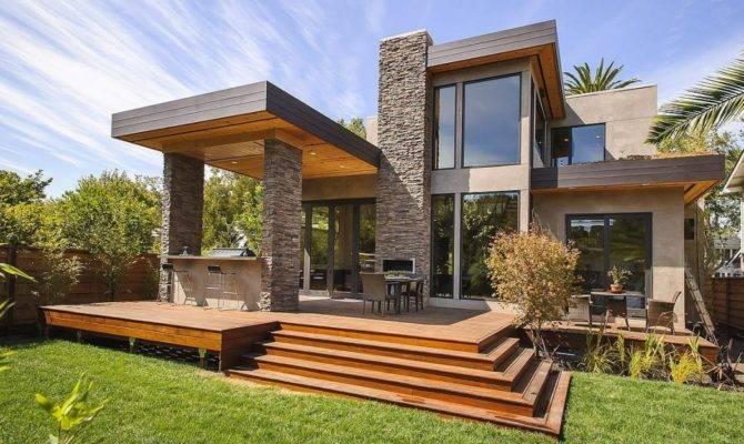 Square Cheap Modern Home Plans House Plan