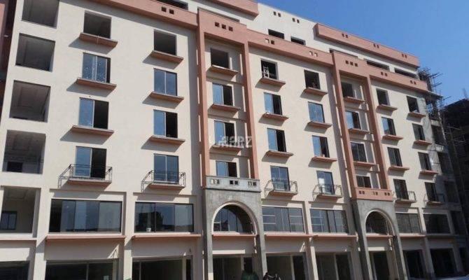 Square Feet Apartment Sale Dha Phase Karachi