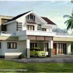 Square Feet Bedroom House Design Kerala Home Floor