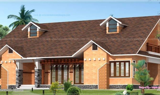 Square Feet Bedroom Mud House Kerala Home Design Floor Plans