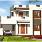 Square Feet Flat Roof Home Design Kerala House